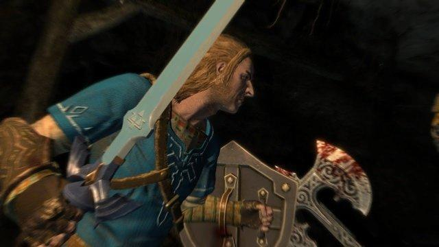 Skyrim: How to Get Zelda Gear Without Using Amiibo