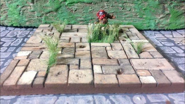 Tabletop Craft # 28 - Modular Tiles