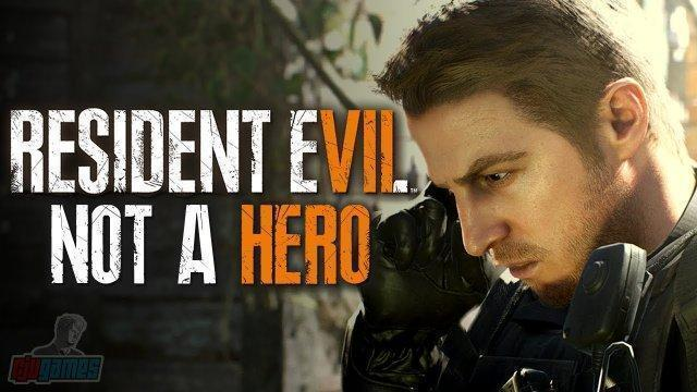 Resident Evil 7 Not A Hero DLC | Horror Game Let's Play | PC Gameplay Walkthrough