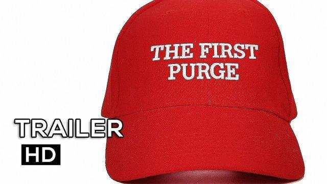 THE FIRST PURGE Official Teaser Trailer (2018) Horror Movie HD