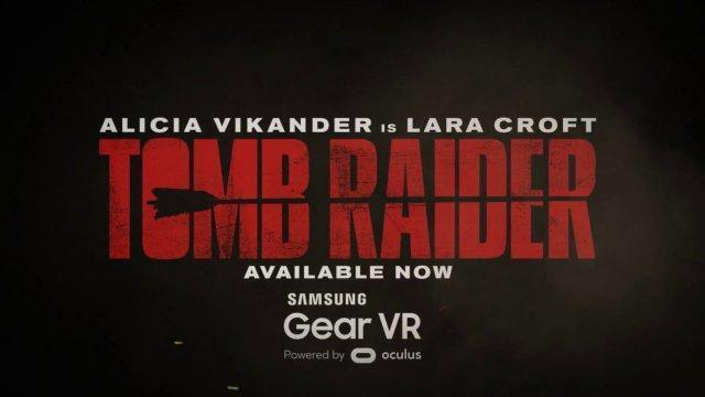 TOMB RAIDER VR - Lara's Escape