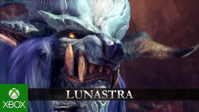 Monster Hunter: World - Lunastra Free Update