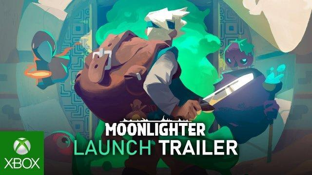 Moonlighter Official Launch Trailer