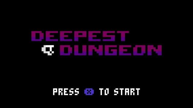 Deepest Dungeon Game Trailer
