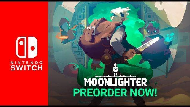 Moonlighter | Nintendo Switch Release Date Trailer
