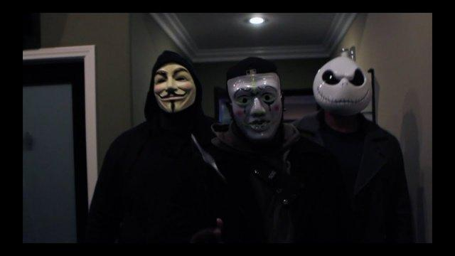 "HALLOWEEN HORROR FILM ""THE PETTY PURGE"" (WATCH TILL END)"