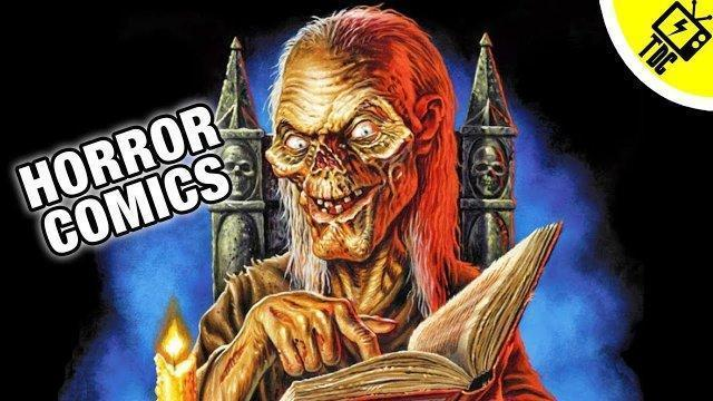 The 7 Best Horror Comics To Read for Halloween! (The Dan Cave w/ Dan Casey)