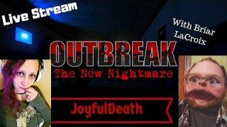 Outbreak: The New Nightmare with Joy and Briar! A game by Drop Dead Studios