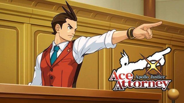 Apollo Justice: Ace Attorney - Story Trailer (3DS)