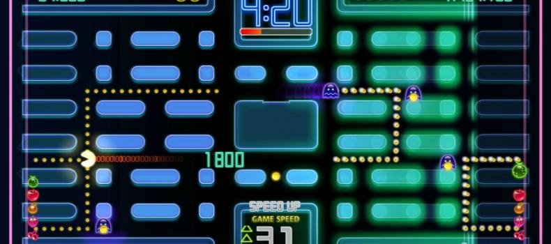 NAMCO BANDAI GAMES RELEASES PAC-MAN® CHAMPIONSHIP EDITION FOR PLAYSTATION®NETWORK