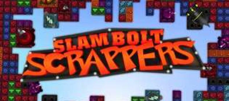 Slam Bolt Scrappers Now Available for PlayStation Network from SOE and Fire Hose Games