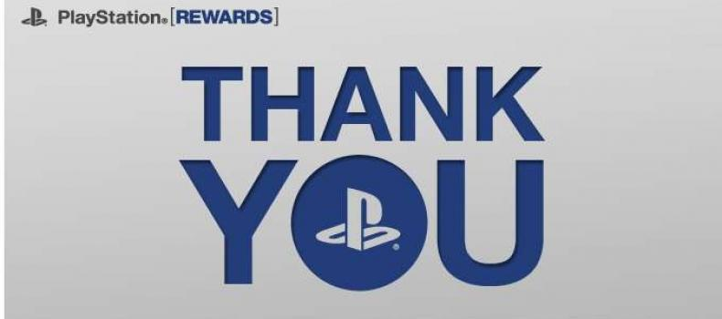 PlayStation Rewards Beta Ends, Sony sends Thanks with Free T-Shirts