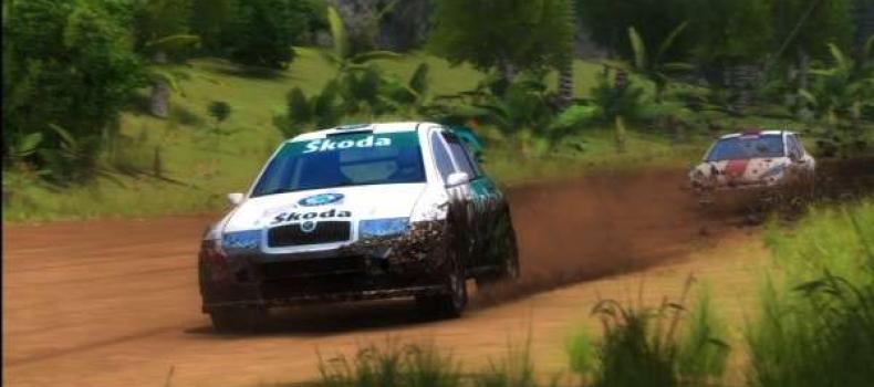 SEGA Rally Online Arcade Now Available