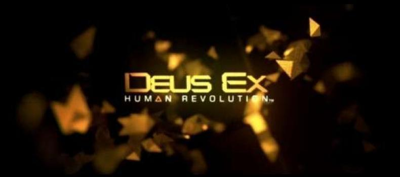 PRE-ORDER Deus Ex: Human Revolution at Gamestop for Chance to Win $20,000 in Living Room Augmentations
