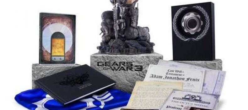 Gears of War 3 Edition Details Announced