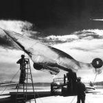 Area 51 Secret Spy Plane crash first images