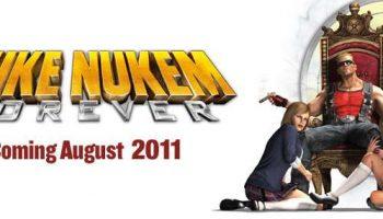 Duke Nukem Forever Mac banner
