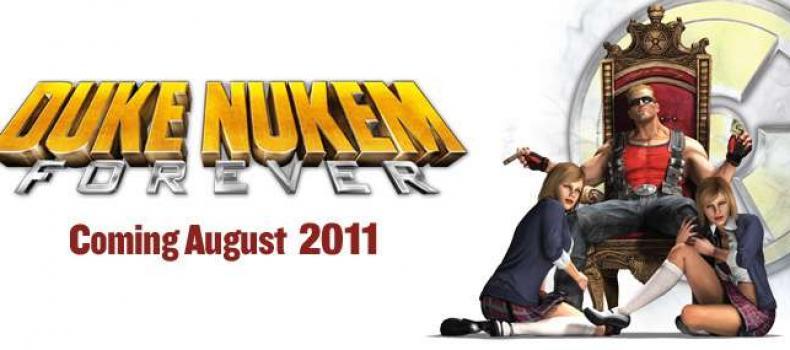 Duke Nukem Forever Coming to the Mac