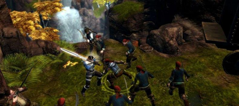 Dungeon Siege III: Treasures of the Sun Downloadable Content Now Available