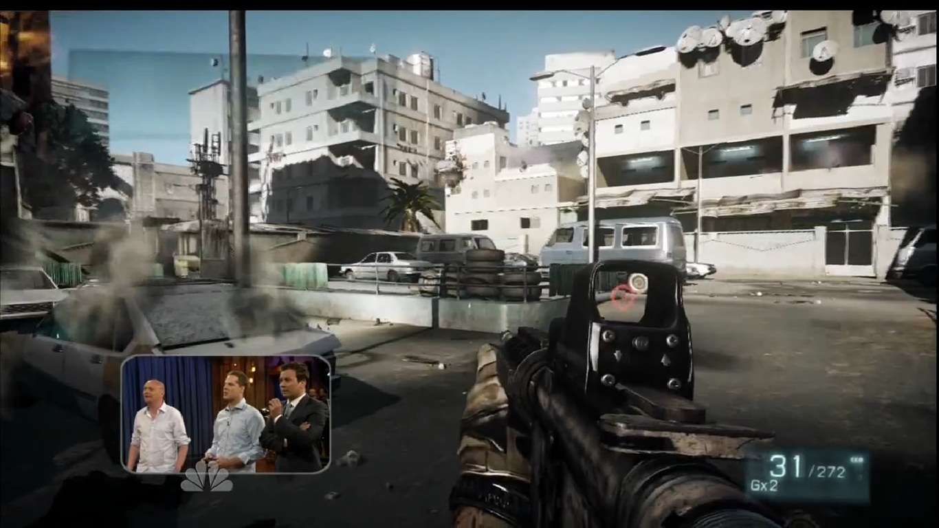 Battlefield 3: PC and PS3 Comparison. - The Paranoid Gamer