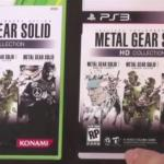 Metal Gear Solid and Zone of Ender collection Announced