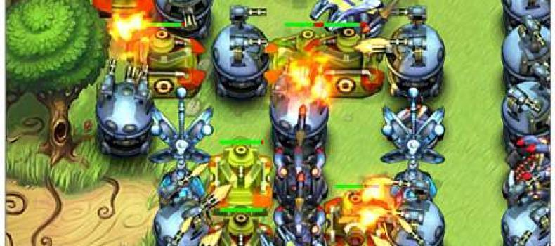 FieldRunners HD Coming to Android this Thursday – Only 99c for the First 24 Hours!