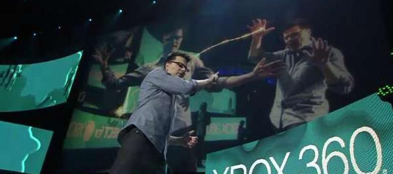 Microsoft E3: Kinect Fun Labs Available Today