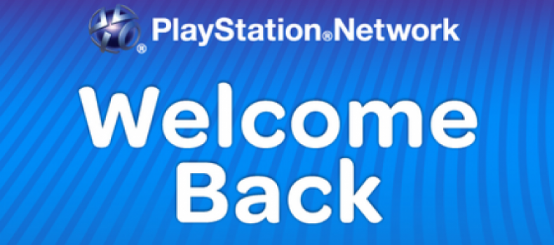 Japan PSN Store is Live, Welcome back gift and Store updates