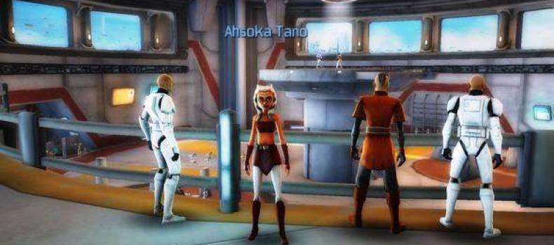 SOE Announces Star Wars: Clone Wars Adventures Summer Series
