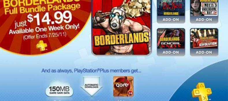 US PlayStation Store Update (7-19-2011)