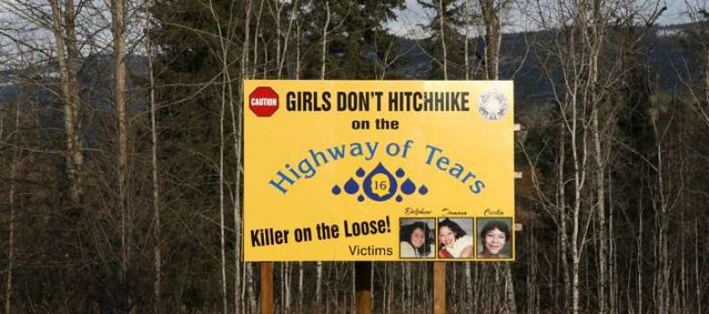 Highways of Tears: Decades of missing women