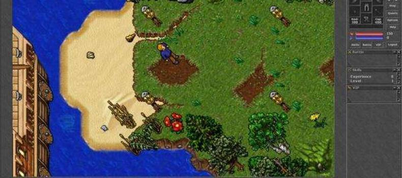 Tibia – Summer Update changes the world