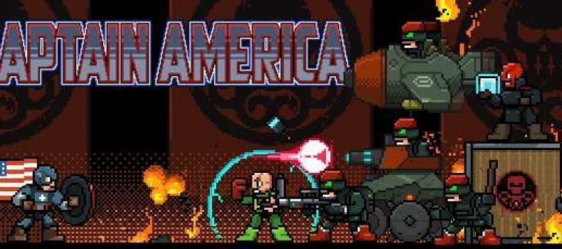 Captain America: Shield of Justice flash game
