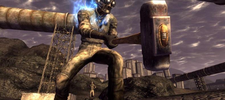 Fallout New Vegas Old World Blues New Screenshots