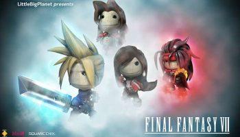 LittleBigPlanet 2 Final Fantasy VII