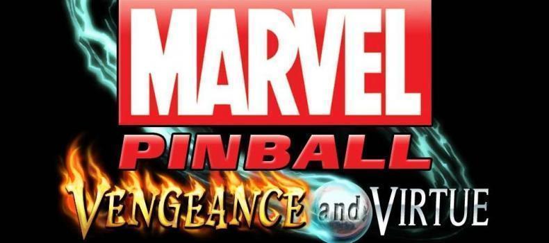 Marvel Pinball San Diego ComicCon Announcements