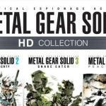 Metal Gear Solid HD Collection Priced (Gamestop)