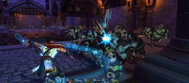 ORCS MUST DIE!TM COMING TO XBOX LIVE ARCADE AND PCS THIS SUMMER
