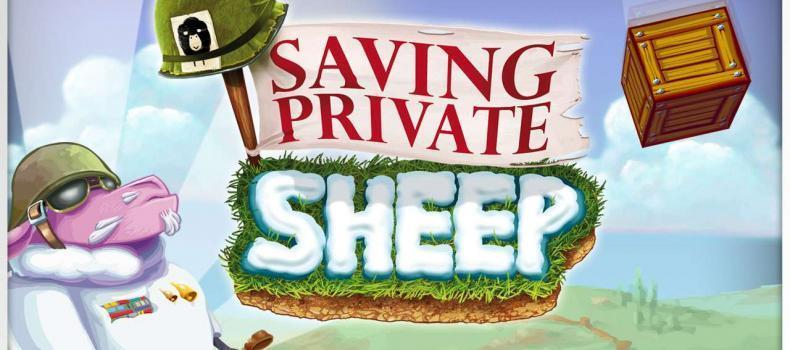 Saving Private Sheep Now Available On Mac