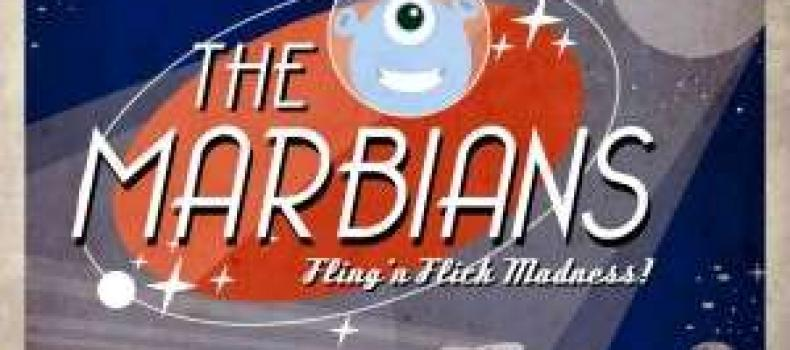 The Marbians Crash Lands onto iOS and Android Devices Today