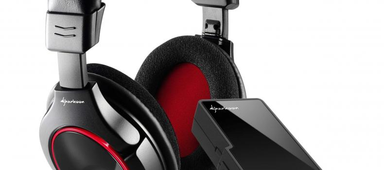 Sharkoon X-Tatic SR Headset with Dolby Headphone Technology Launches in North America