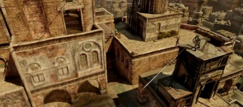 Uncharted 3 Beta: Yemen, Syria and other modes now live