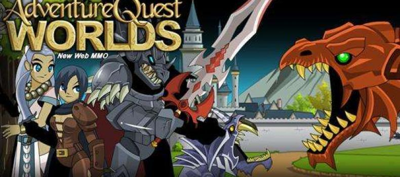 Artix's MMORPG AdventureQuest Worlds Introduces a Fate Worse Than Death: Die In-game and You're Punished by Watching Boring Ads