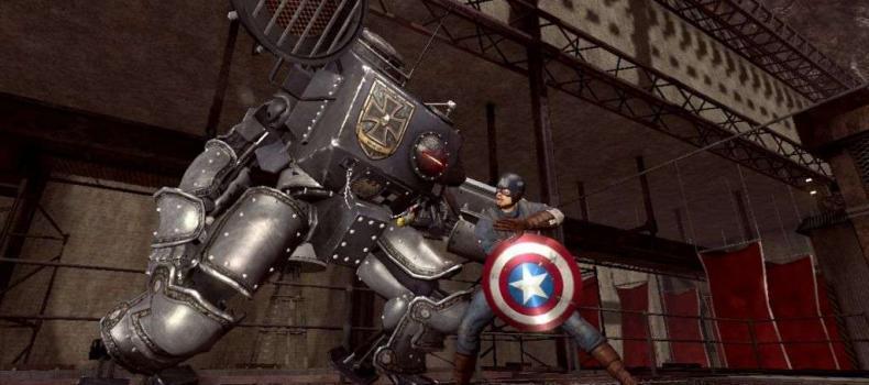 Review: Captain America: Super Soldier