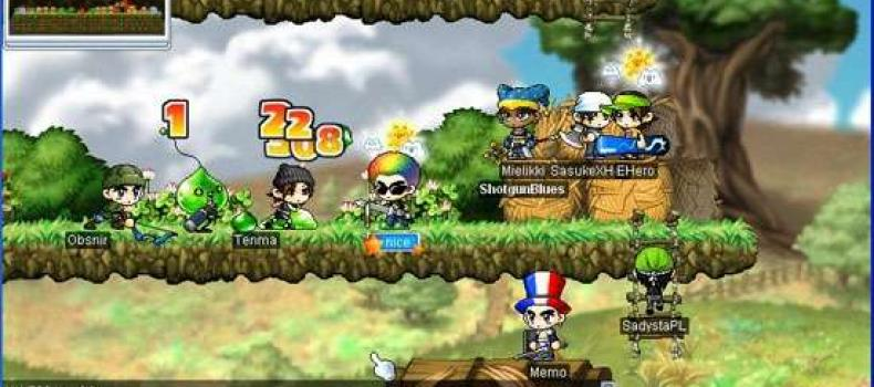 NEXON Europe to launch the Big Bang update for MapleStory in July