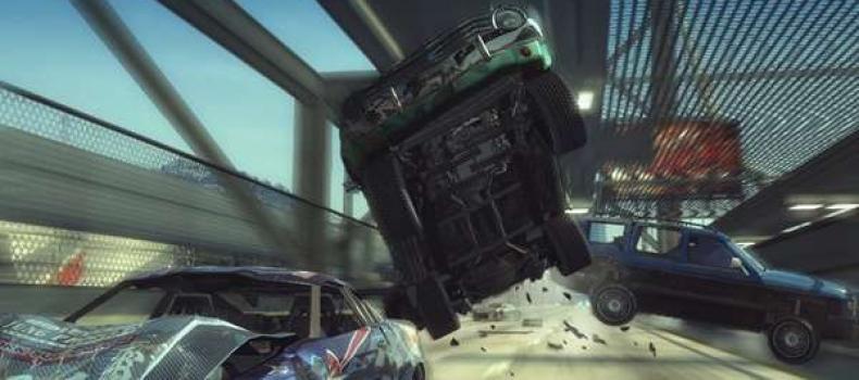 Burnout Crash Announced