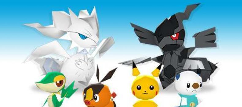 Pokemon Rumble Blast for Nintendo 3DS Set to Launch Oct. 24th