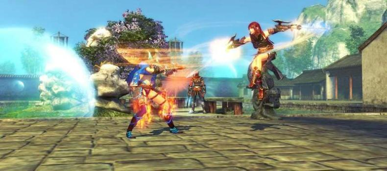 Scarlet Legacy Open Beta This Thursday, $40,000 Up for Grabs