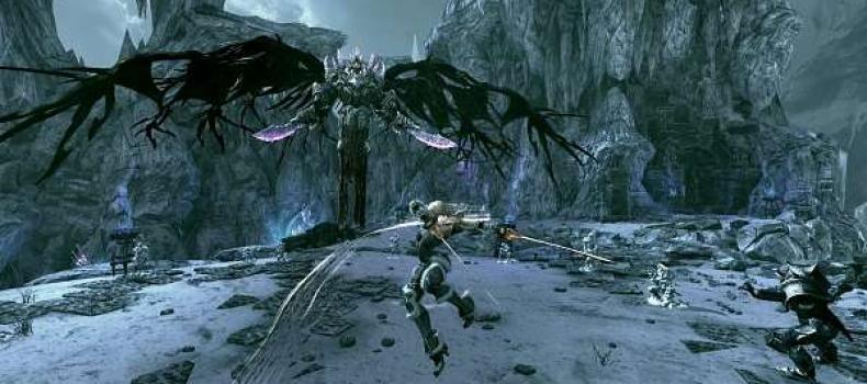 KONAMI premieres Blades of Time desert level at Gamescom
