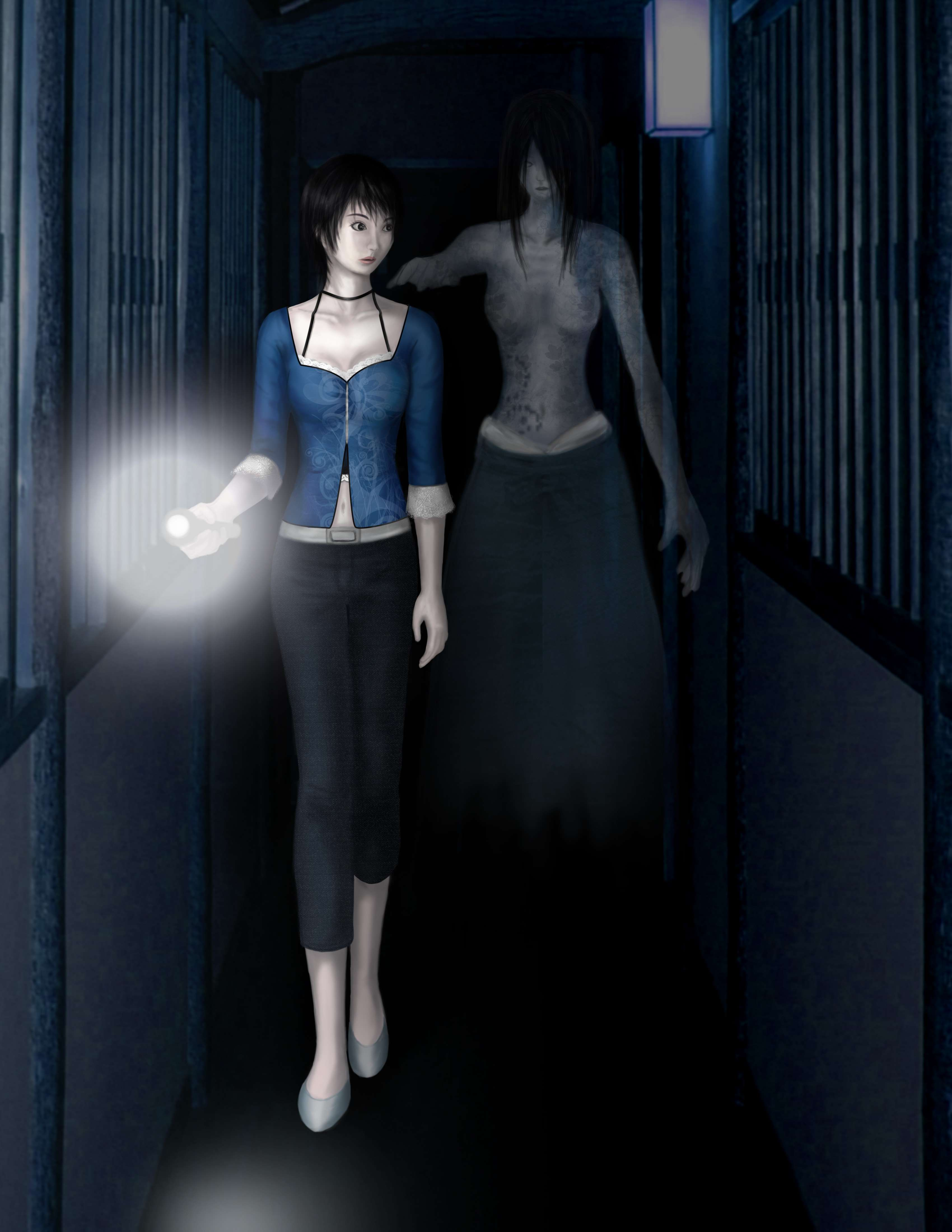 Fatal Frame 3DS Spin-off Announced | popgeeks.net